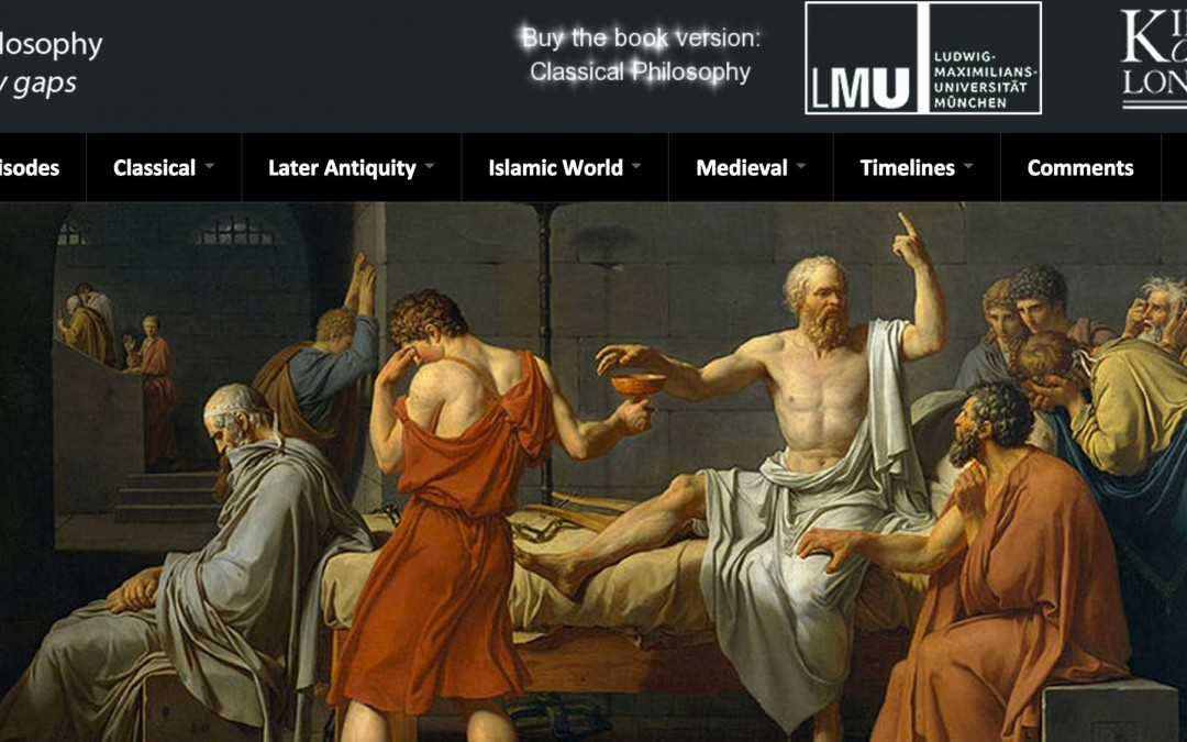History of Philosophy by Kings College London